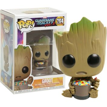 Pop! Guardians of the Galaxy Vol. 2 - Groot with Candy Bowl