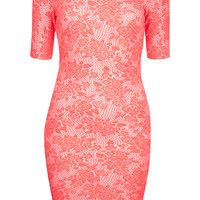 Petite Textured V Bodycon Tunic - New In This Week - New In - Topshop USA