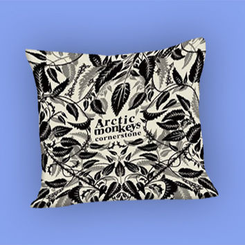 Arctic Monkeys British Rock Band for Pillow Case, Pillow Cover, Custom Pillow Case **