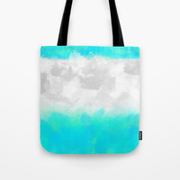 Oceansnow Tote Bag by Titus Ruiz