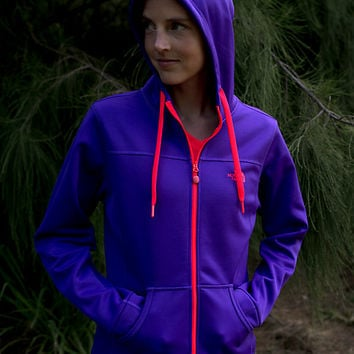 The North FaceWomen'sShirts & TopsWOMEN'S FAVE-OUR-ITE FZ HOODIE