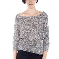 Honestly Adorable Off the Shoulder Knit Top - Taupe from Teen Bell at Lucky 21