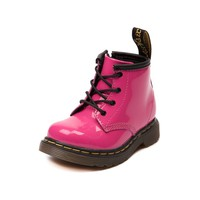 Girls Toddler Dr. Martens 4-Eye Lamper Boot