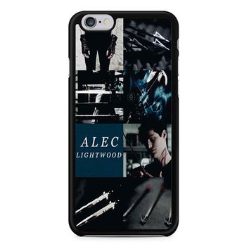 Alec Lightwood Shadowhunters iPhone 6/6s Case