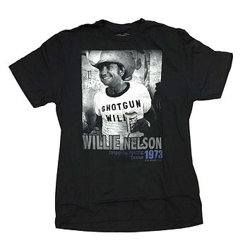 Willie Nelson Texas 1973 T-Shirt