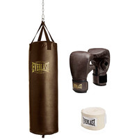 Walmart: Everlast 100 lb Vintage Heavy Bag Kit