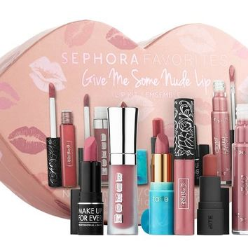 Sephora Favorites Give Me Some Nude Lip Kit Fall 2017