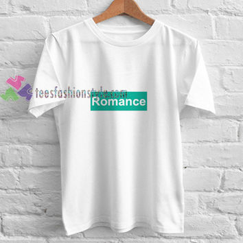 Romance t shirt gift tees unisex adult cool tee shirts buy cheap