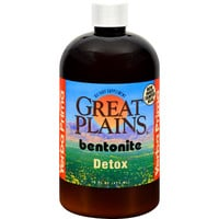 Yerba Prima Great Plains Bentonite Detox - 16 fl oz