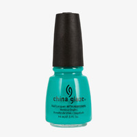 China Glaze Four Leaf Clover Nail Polish (Up & Away Collection)