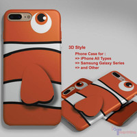 finding nemo Dory 1 - Personalized iPhone 7 Case, iPhone 6/6S Plus, 5 5S SE, 7S Plus, Samsung Galaxy S5 S6 S7 S8 Case, and Other