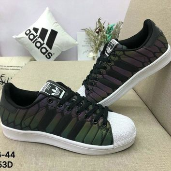 Adidas Original SUPERSTAR II Men Women Fashion Casual Skate Shoes 2