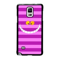CHESHIRE CAT ALICE IN WONDERLAND Disney Samsung Galaxy Note 4 Case Cover