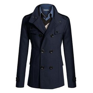 Action Club Trench Coat