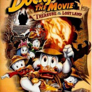 DISNEY'S DUCKTALES THE MOVIE: TR