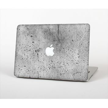 The Concrete Grunge Texture Skin Set for the Apple MacBook Pro 15""