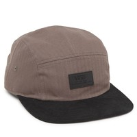 Vans Davis 5 Panel Camper Hat - Mens Backpack - Olive/Black - One