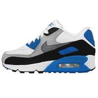 Nike Air Max 90 LTR GS Youth Womens Kids Running Shoes Sneakers 724821-101  womens nike air max 90