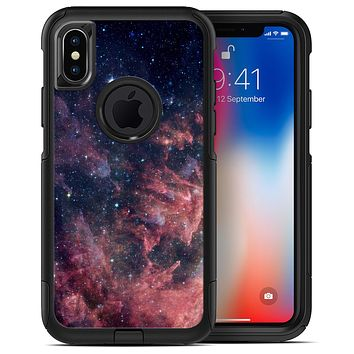 Colorful Deep Space Nebula - iPhone X OtterBox Case & Skin Kits