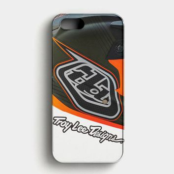 Troy Lee Designs Tld P51 Graphic iPhone SE Case