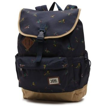 Vans Coyote Hills Backpack (Navy Duck)