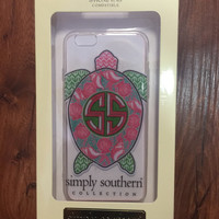 Simply Southern iPhone 6 Case- Turtle