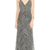 Kaufman Franco Vintage Herringbone Dress