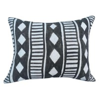 African Tribal Mud Cloth Pillow