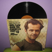 One Flew Over the Cuckoo's Nest Original Soundtrack Vinyl LP 1975