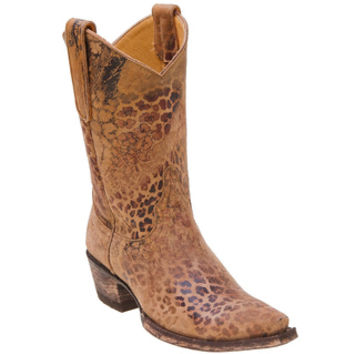 Old Gringo Leopardito Leopard Western Boot