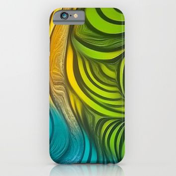 CHRISTONS MAZE iPhone & iPod Case by violajohnsonriley