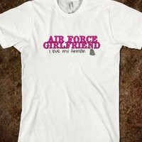 United States Air Force Girlfriend Tee - The Dawl House