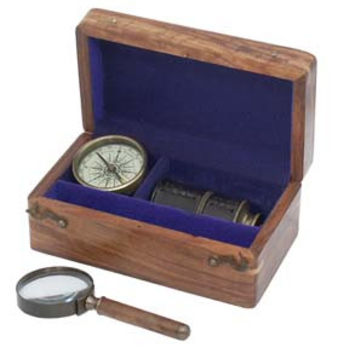 Beautiful Detectives' Box