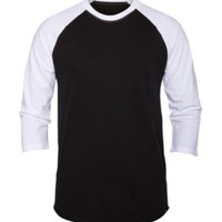 Hurley Staple 3/4 Raglan T-Shirt at PacSun.com