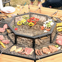 JAG Communal Grill Table