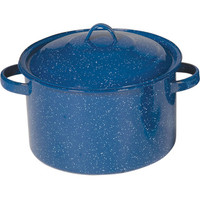 Stansport Enamel Stock Pot with Lid from Wayfair | BHG.com Shop
