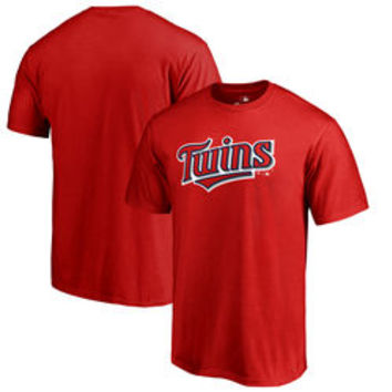 Minnesota Twins Victory Arch T-Shirt - Red