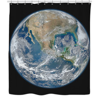 Global Shower Curtain