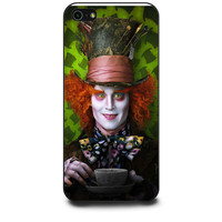 The Mad Hatter Alice in Wonderland iPhone 5 | 5s Case