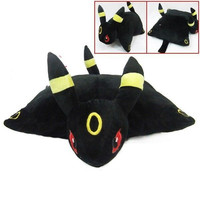 15'' Pokemon UMBREON Plush Pillow