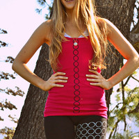 full circle yoga tank top