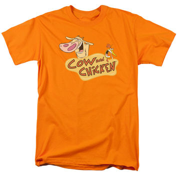 Cow & Chicken/Logo