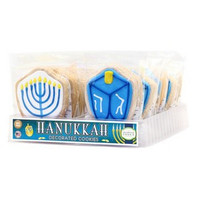 Hanukkah Decorated Cookies (2)
