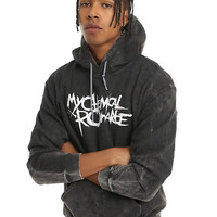 My Chemical Romance The Black Parade Wash Hoodie