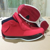 Air Jordan 18 Chicago Bulls Red Sneaker Shoe US8-13