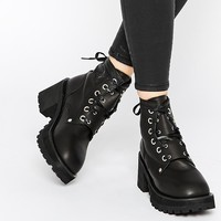 UNIF | UNIF Dedi Ankle Boots at ASOS