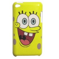Spongebob Squarepants - Hard Cover Case for the iPod Touch 4 - Design #6
