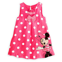 Mini Mouse Polka Dot Dress