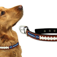 Seattle Seahawks Dog Collar - Medium