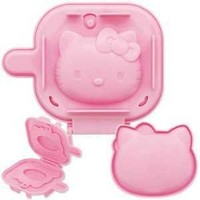Hello Kitty Pancake/Anko Mold